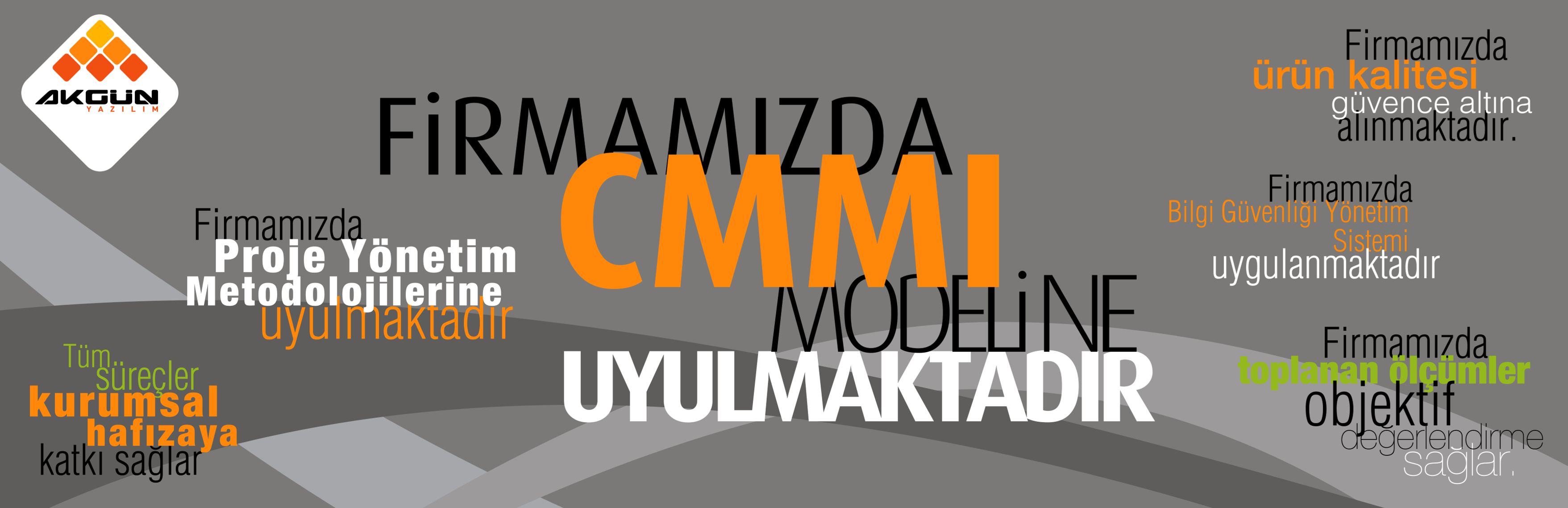 AKGÜN Yazılım Zirveyi Elden Bırakmıyor: CMMI Level 3 Denetimimizi 3'üncü Kez Başarıyla Tamamladık…