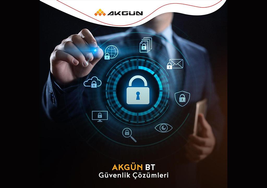 AKGÜN BT Güvenlik Çözümleri ile Şirketinizin ve Geleceğinizin Bilgileri Güvende!
